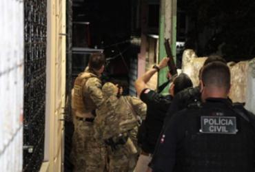 Operação cumpre mandados de prisão contra integrantes de organizações criminosas em Salvador