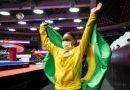 Rebeca Andrade é ouro no salto e prata nas barras do Mundial de ginástica