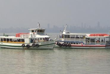 Travessia Salvador-Mar Grande é suspensa neste sábado devido a maré baixa